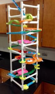 Science Olympiad Roller Coaster PVC Pack