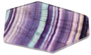 Fluorite Mineral Display