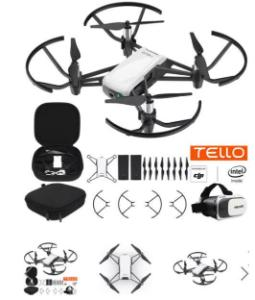 Coding Drone Using Tello