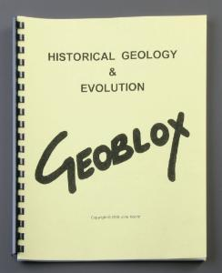 Geoblox Historical Geology and Evolution Models