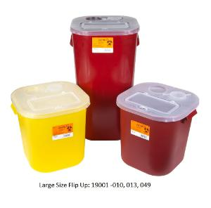 VWR® Sharps Container Systems, FlipUp Lid Style