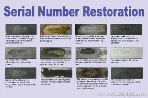 Serial Number Restoration Poster