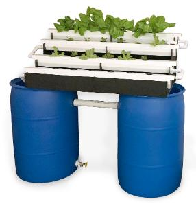 Grow Rack for Aquaponic