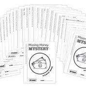 Missing Money Mystery Classroom CS01