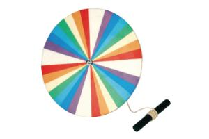 Hand Held Color Wheel