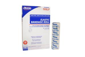 "Elastic Bandage, Latex Free,  6"""