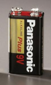1.5 V Alkaline Batteries