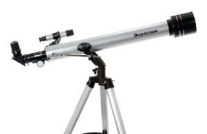 Celestron powerseeker refractor telescope ward s science