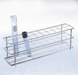 Steel Test Tube Rack