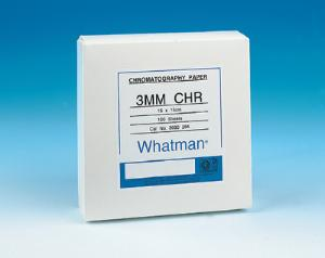 Whatman Grade 1 Chr Cellulose Chromatography Papers, GE Healthcare