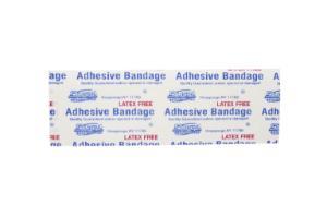 American®  White Cross Sheer Adhesive Strips
