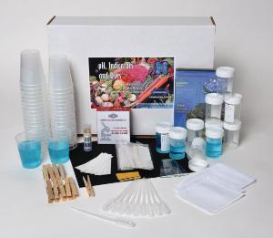 pH Indicators and Dyes STEM Kit