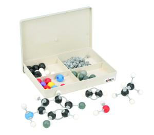 Student Inorganic and Organic Molecular Model Set, 65 Pieces
