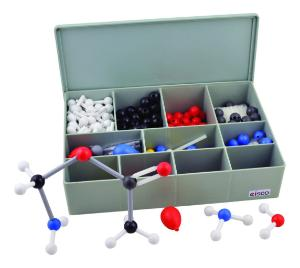 Molecular Model Set, 253 Atoms