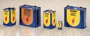 6V and 12V Lantern Batteries