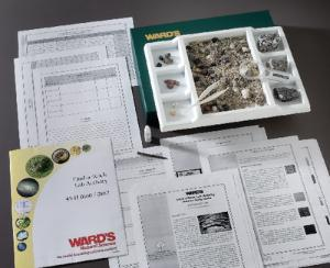 Ward's® Find-a-Rock Lab Activity