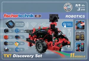 TXT Discovery Set
