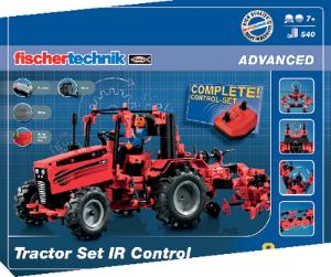 Advanced Tractor Set IR Control