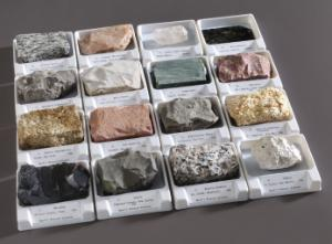 Ward's® Introductory Mineral & Rock Thin Section Set