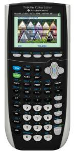 TI-84 Plus C Silver Edition Calculator