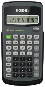 TI-30XA Calculator