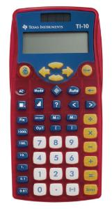 TI-10 Calculator