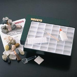 Ward's® Know Your Minerals and Rocks Collection