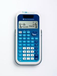 TI-34 Multiview Calculator
