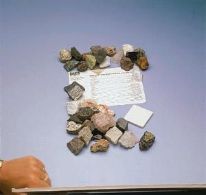 Mineral and Rock Identification Collection #1