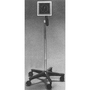 Aneroid Sphygmom with Adjustable Hi-Lo Stand, Sklar