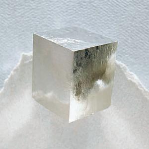 Pyrite (Cubic)
