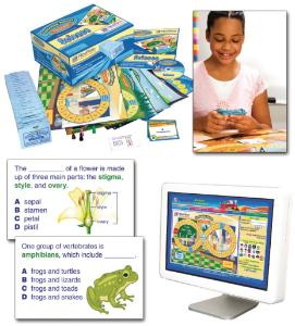 Curriculum Mastery® Game — Science Grade 4