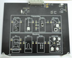 FM Receiver and Transmitter Board