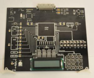 Introduction to 32 Bit Microcontrollers and ARM Board