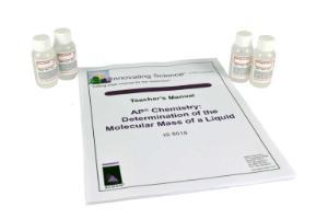 Determination of the Molecular Mass of a Liquid