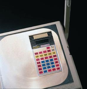 Scientific Calculator with Projector Model