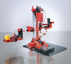 Fischertechnik 3D Robots