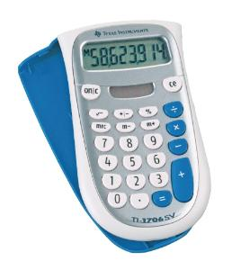 TI-1706 SV Calculator