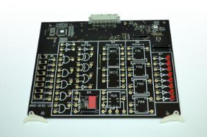 Multiplexers, Decoders and Adders Board
