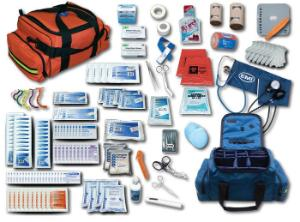 Pro Response™ 2 Complete Kit, Emergency Medical International