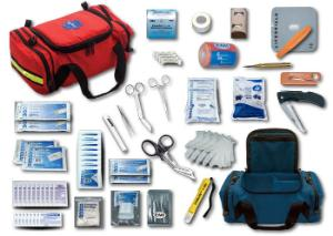 Pro Response™ Basic Kit, Emergency Medical International