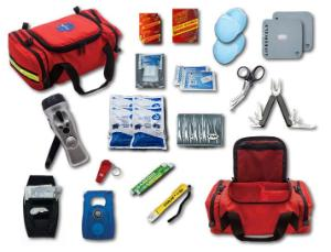 Survivor Disaster Kit, Emergency Medical International