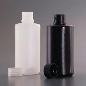 High-Density Polyethylene (Nalgene) Screw Cap Narrow Mouth Bottles