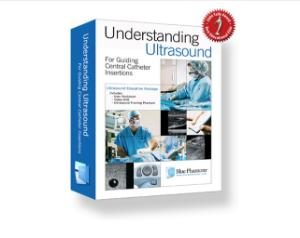 Educational package understanding ultrasound for guiding picc line insertions