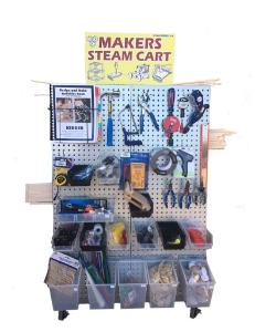 Makers Steam Cart