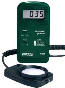 Pocket Foot Candle Light Meter