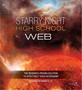 Starry Night Web Subscription