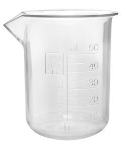 TPX Beaker, 50 ml