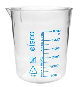 TPX Beaker, 600 ml