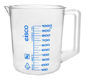 Beaker with Handle, 1000 ml